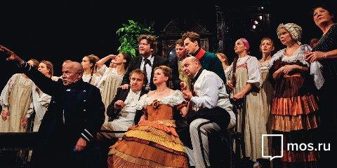 «Женитьба» в Театре на Покровке