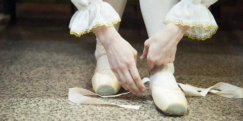 Body Ballet in Gorky Park