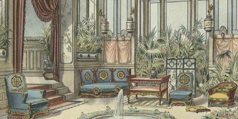 «Стиль на выбор. Интерьеры эпохи историзма» в музее-усадьбе «Люблино»
