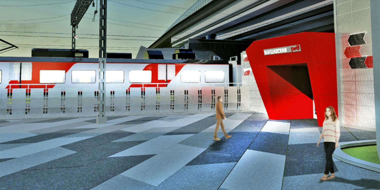 В российской столице построят станцию встиле авангард