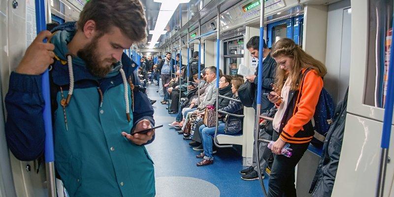 Парковки, метро, аэроэкспрессы и не только: какие транспортные приложения популярны у москвичей