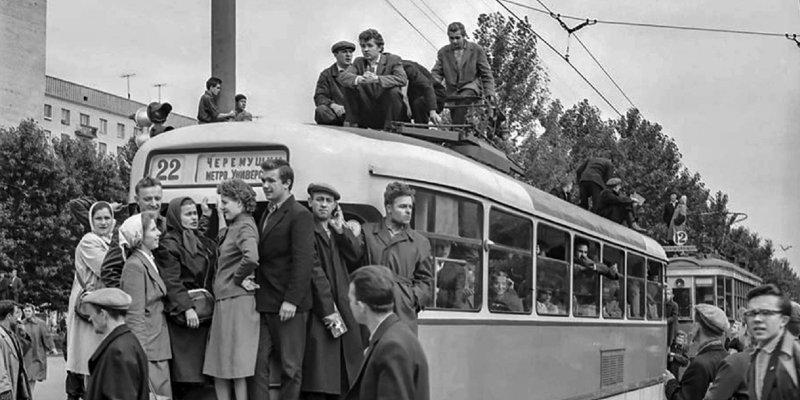 «Вечный труженик — трамвай»: о чем расскажет новая экспозиция в Главархиве Москвы