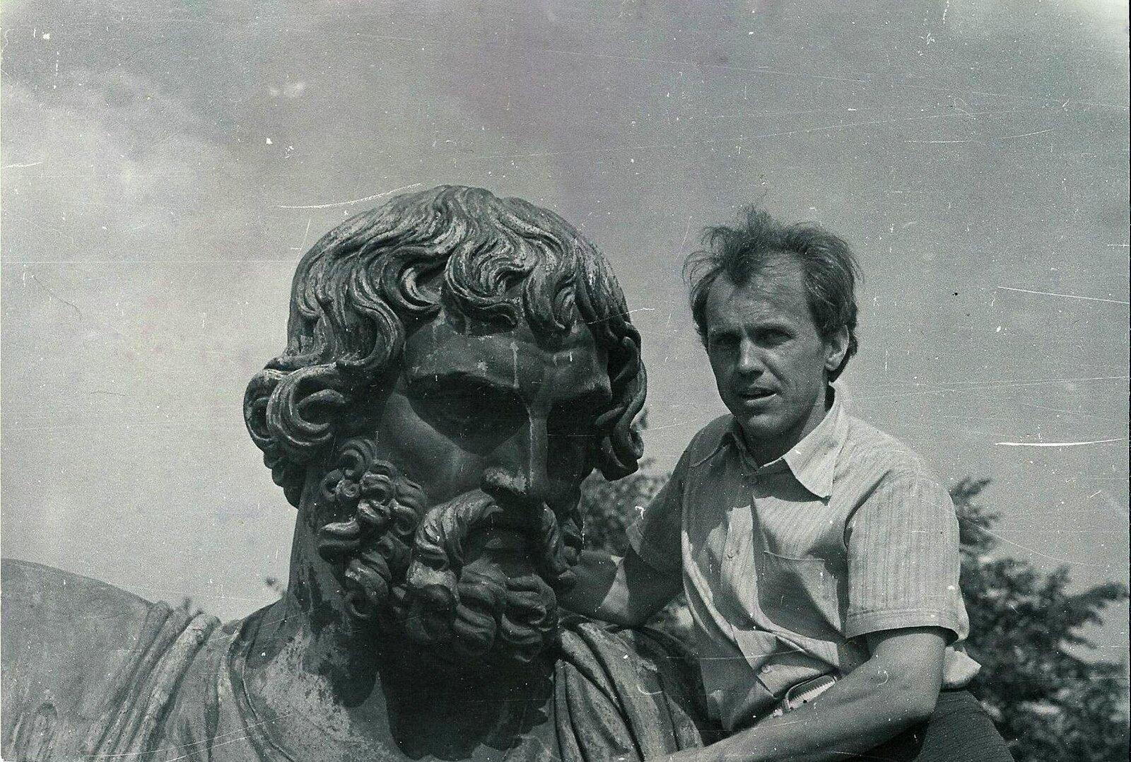 Обследование памятника К. Минину и Д. Пожарскому