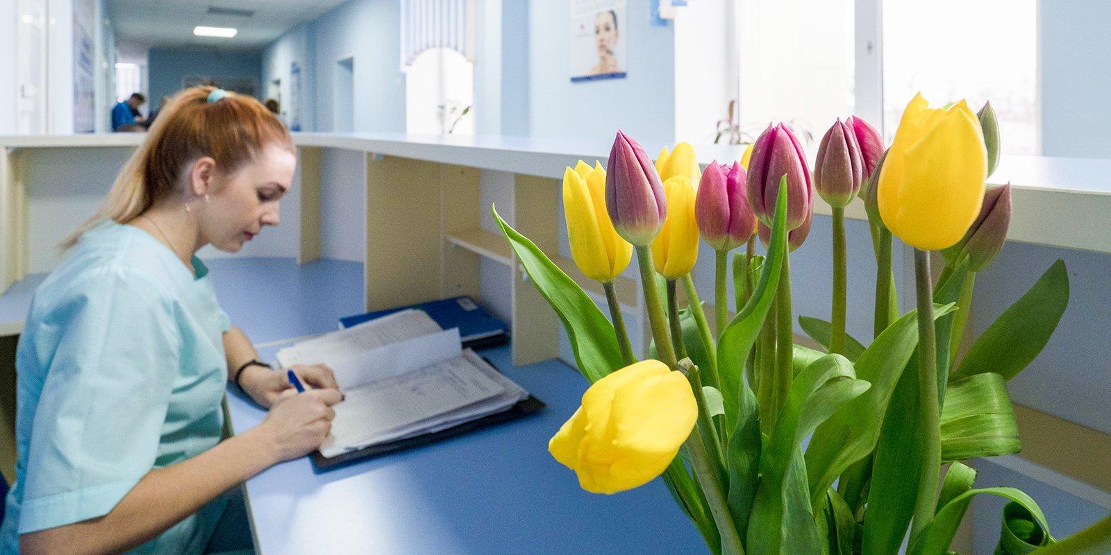 Какие больницы проведут дни открытых дверей в июне