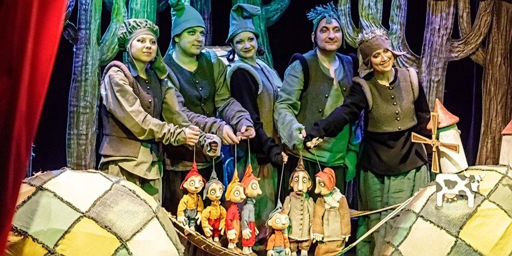 Фото: театр кукол «Жар-птица»