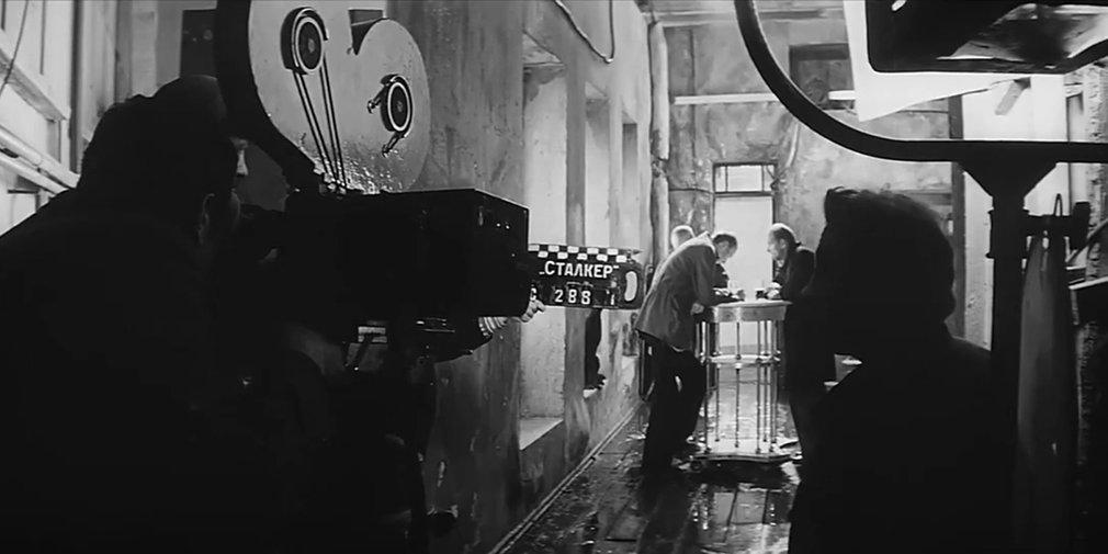 Кадр из фильма «Андрей Тарковский. Кино как молитва». Режиссер Андрей Тарковский — младший. 2019 год