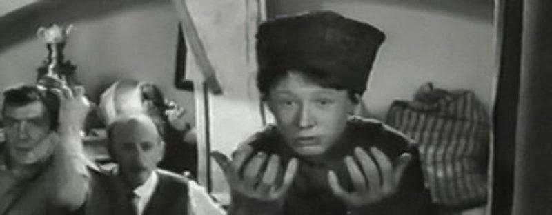 Кадр из фильма «Орлята Чапая». Режиссер Юрий Победоносцев. 1968 год