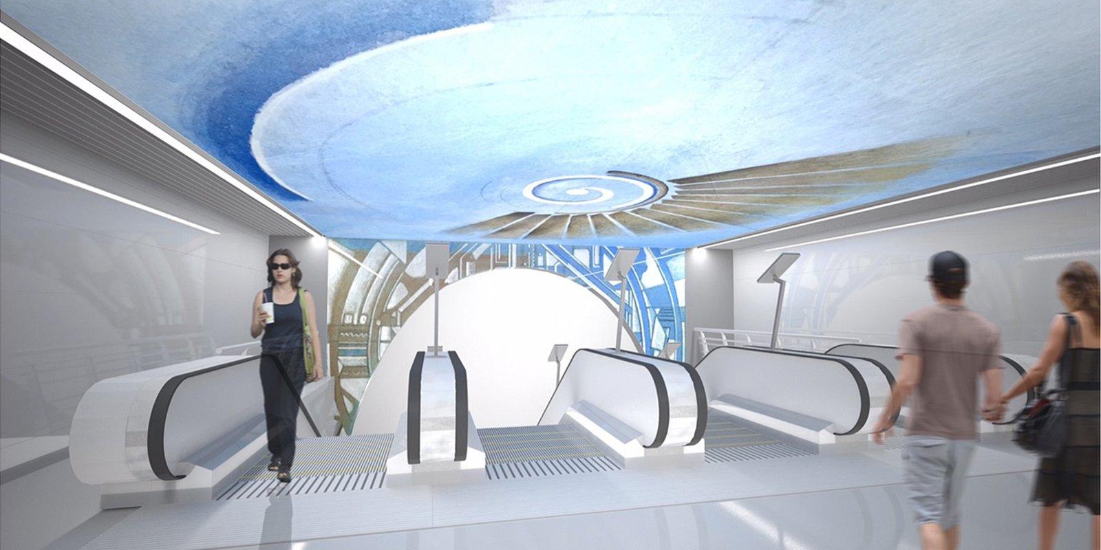 В российской столице станцию метро «Нижняя Масловка» откроют сначала 2019г.