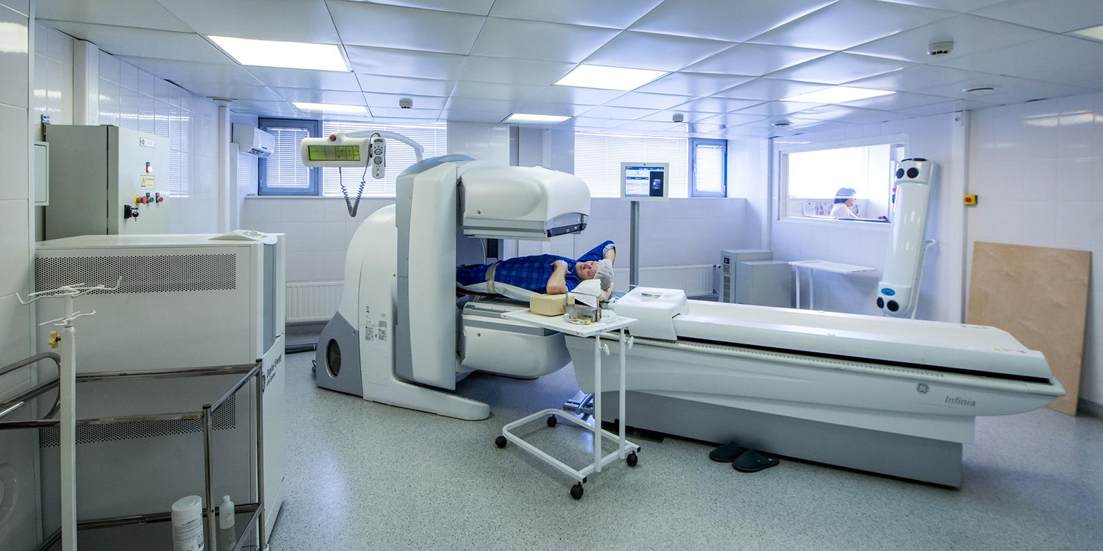 Лаборатория радиоизотопной диагностики