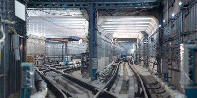 Как строится восточный участок Большой кольцевой линии метро