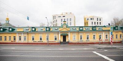 Помещение в особняке XIX века на Яузской улице выставили на торги