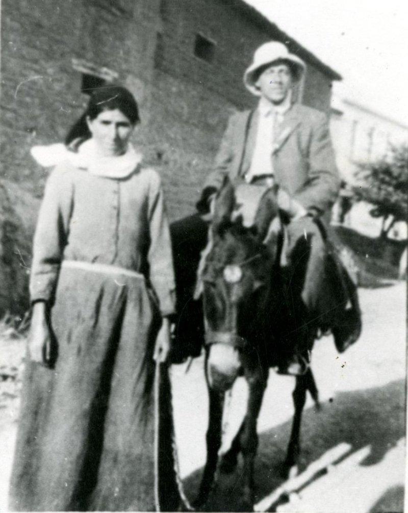 В.Э. Мейерхольд. Греция. 1910 год. Главархив