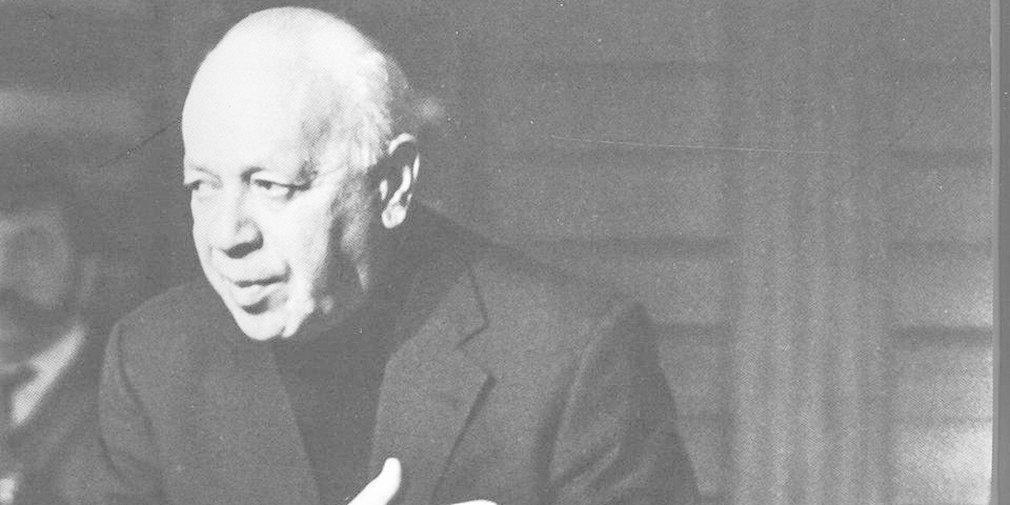Валентин Плучек. Фото: Театр сатиры