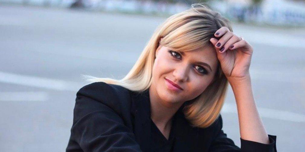 Анастасия Лисогор, менеджер центра «Моя карьера»