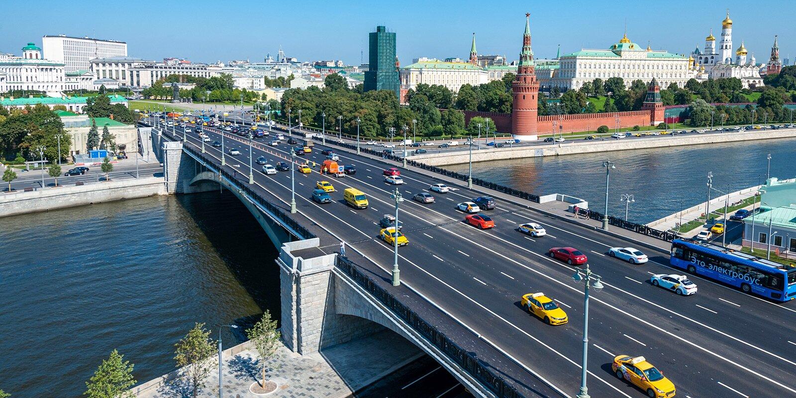 Фото В. Новикова. Пресс-служба Мэра и Правительства Москвы