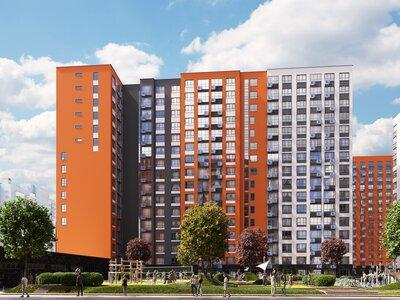 В ТиНАО будет построен новый корпус на 962 квартиры