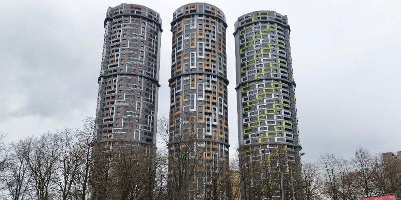 В марте жилые дома в Новых Черемушках планируют ввести в эксплуатацию