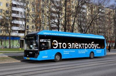 На западе и северо-востоке: электробусы вышли еще на два маршрута
