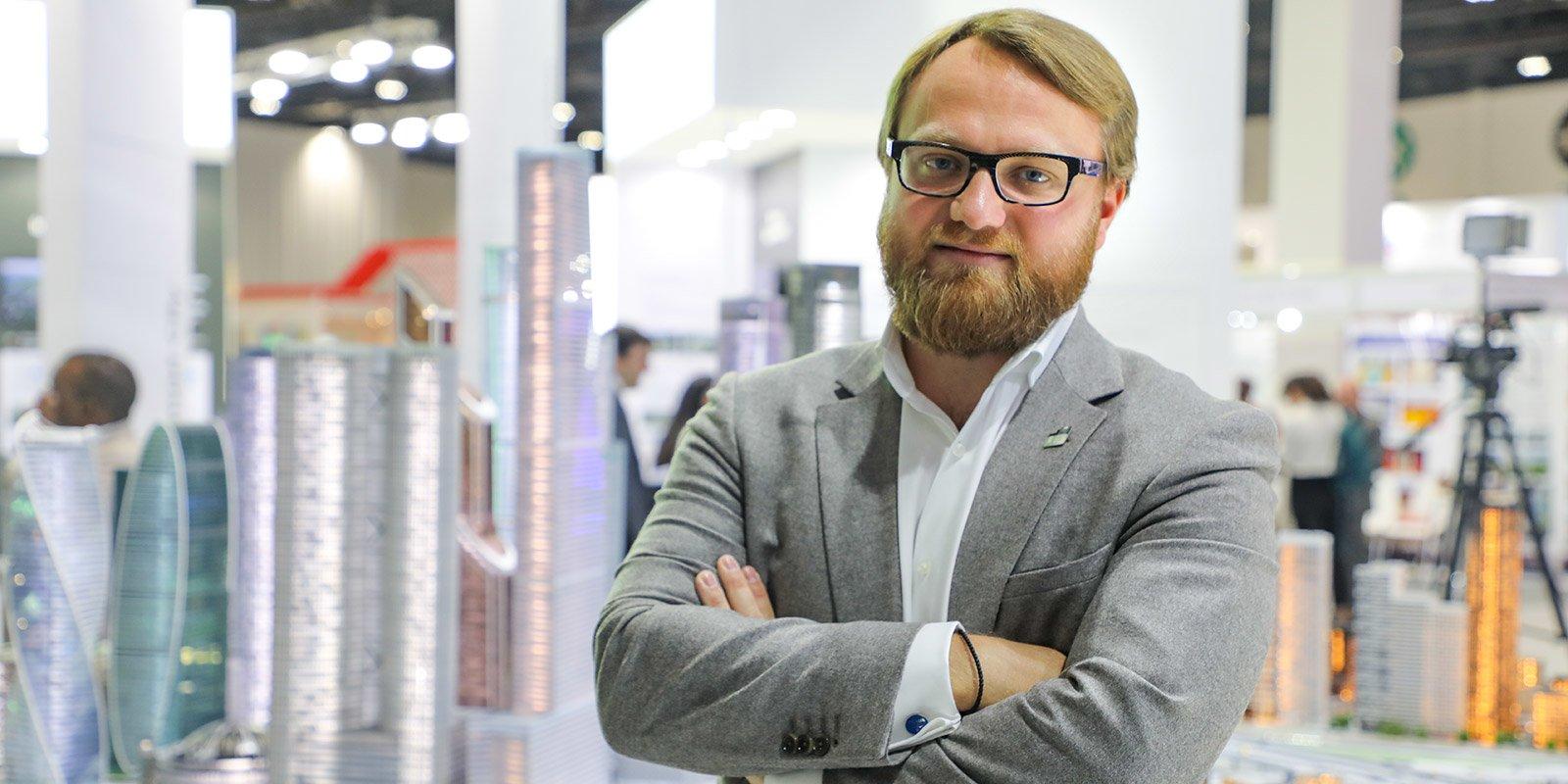 Денис Бойков, генеральный директор Московского урбанистического форума