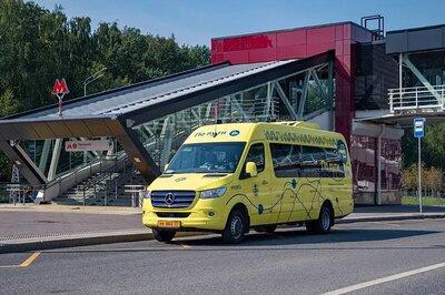 Удобно и экономично: в Москве начал работать сервис перевозок «По пути»