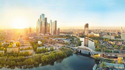 Поступление налога на прибыль в бюджет Москвы выросло на 30 процентов