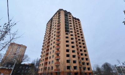 ЖК в ТиНАО передан Московскому фонду защиты прав дольщиков для завершения строительства
