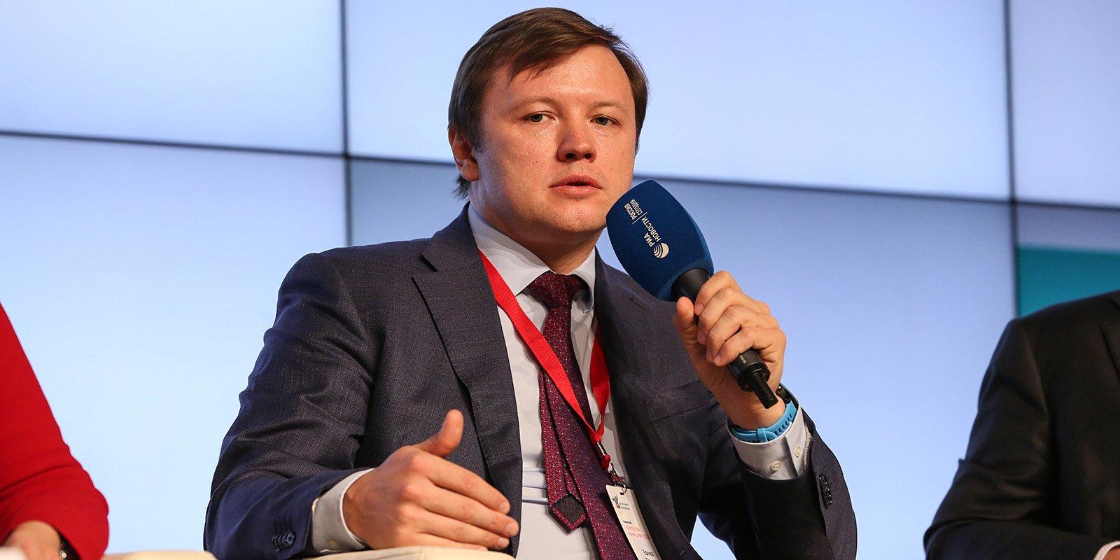 Владимир Ефимов, заместитель Мэра Москвы по вопросам экономической политики и имущественно-земельным отношениям