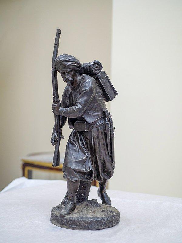 Французский зуав периода Крымской войны