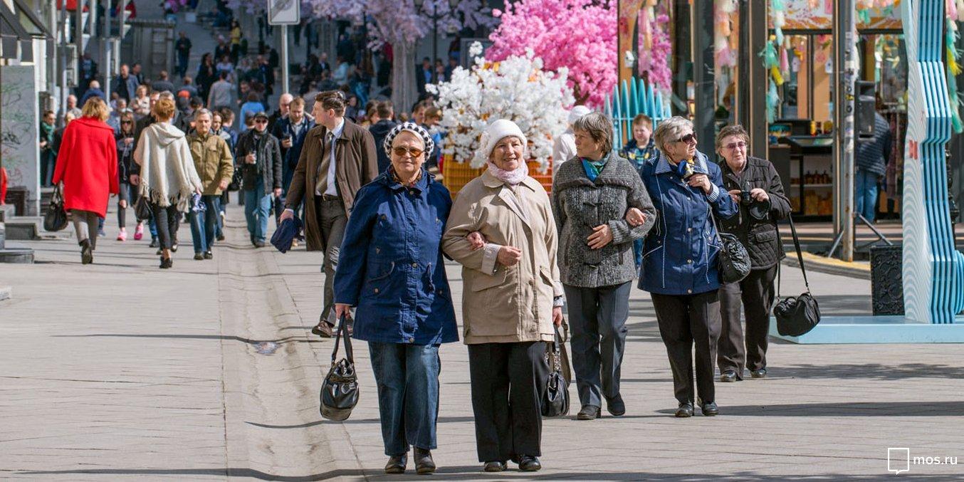 «Московское долголетие»: как развивается проект для старшего поколения