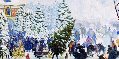 Как праздновали Рождество в советское время