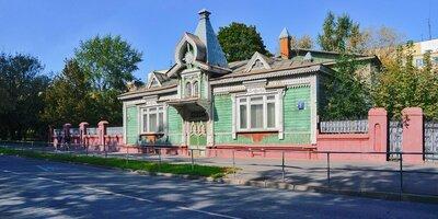 Деревянный дом Страховых в Сокольниках признали памятником архитектуры