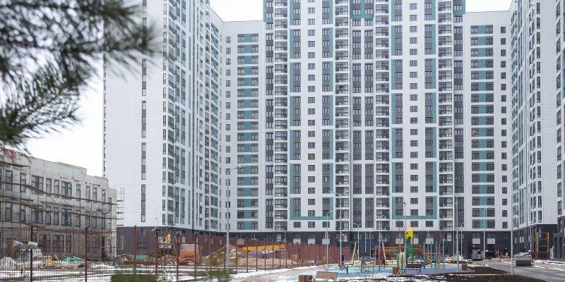 Новый жилой комплекс в районе Соколиная гора получил разрешение на ввод в эксплуатацию