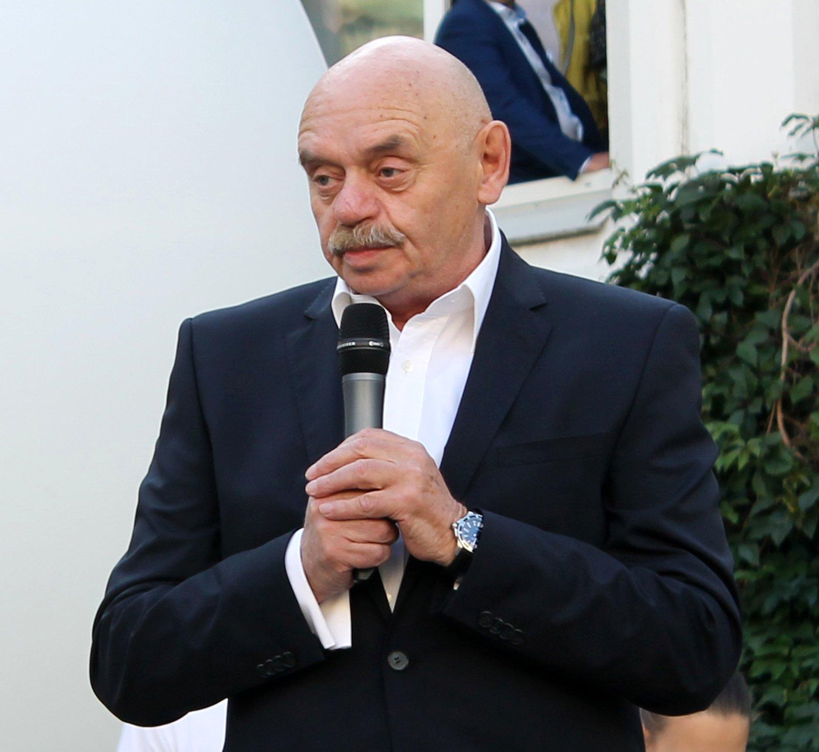 Ефим Рачевский, директор центра образования № 548 «Царицыно»
