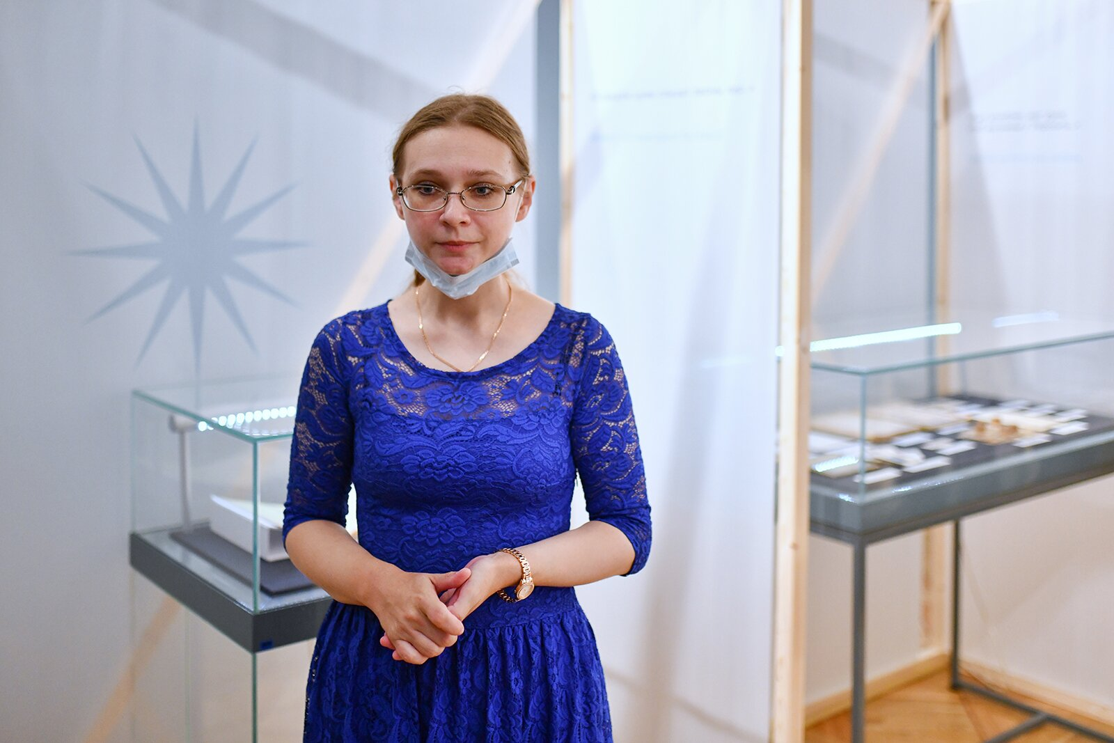 Мария Степанова. Фото Ю. Иванко. Mos.ru
