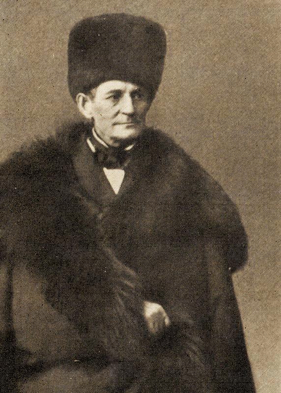Ivan F. Mamontov. Photographer unknown