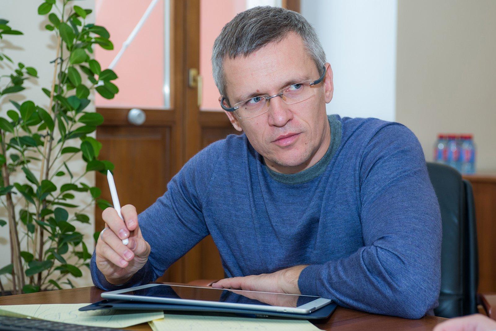 Артем Ермолаев, глава Департамента информационных технологий города Москвы