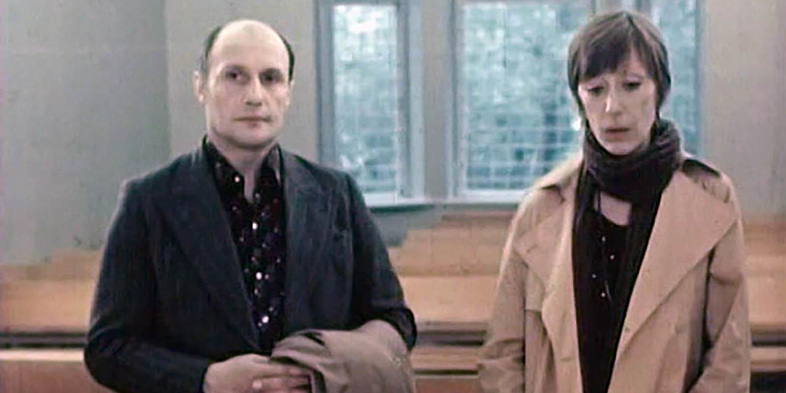 Кадр из фильма «С любимыми не расставайтесь». Режиссер П. Арсенов. 1979 год