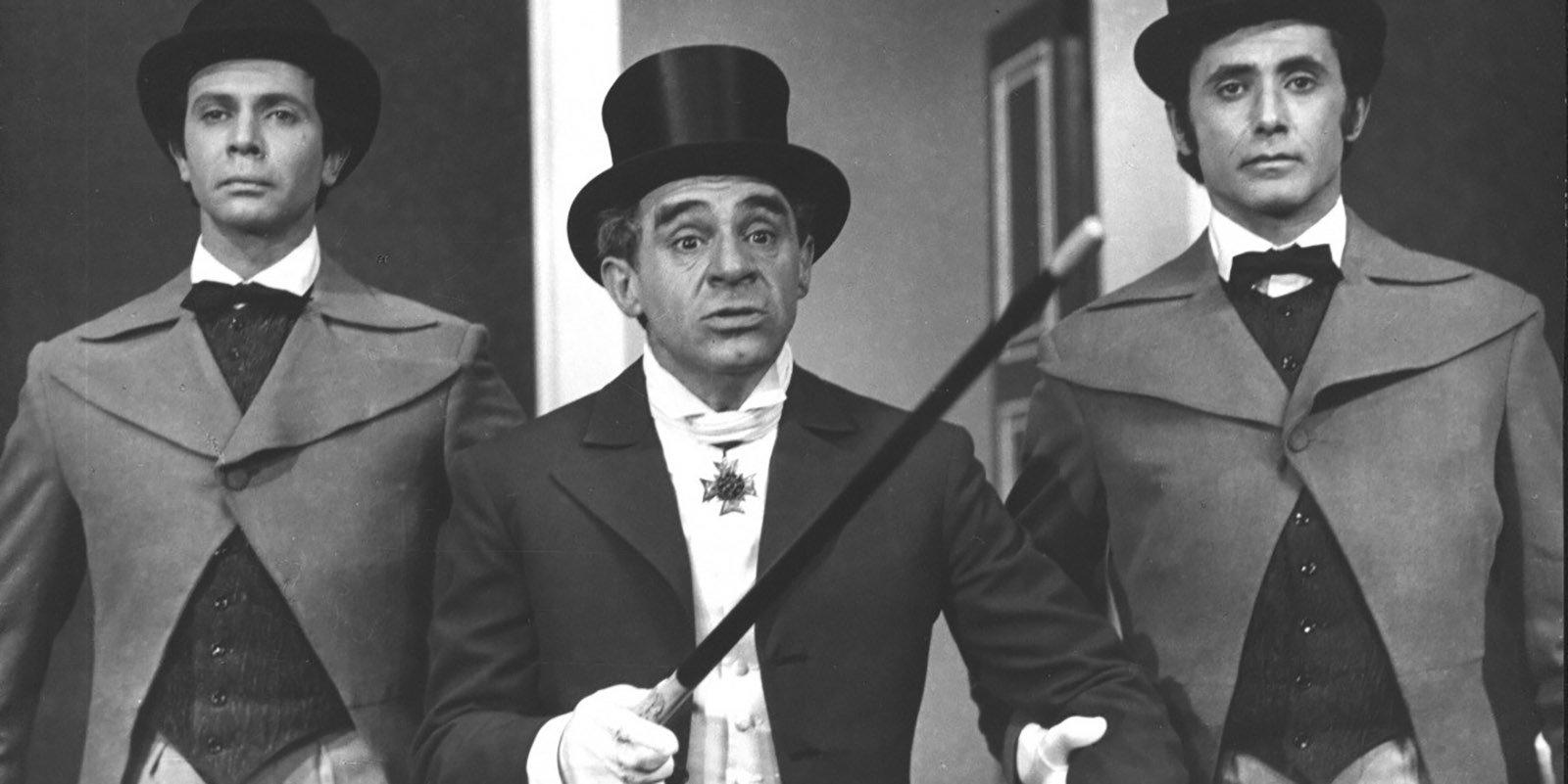 Кадр из фильма «Тень». Режиссер Надежда Кошеверова. 1971 год