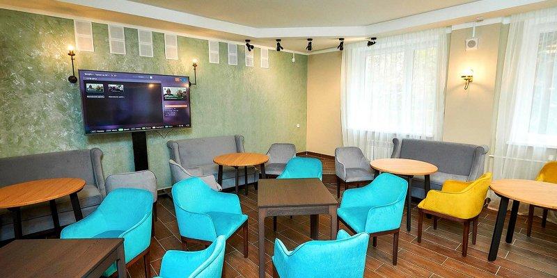 Комнаты прохлады открылись в центрах соцобслуживания