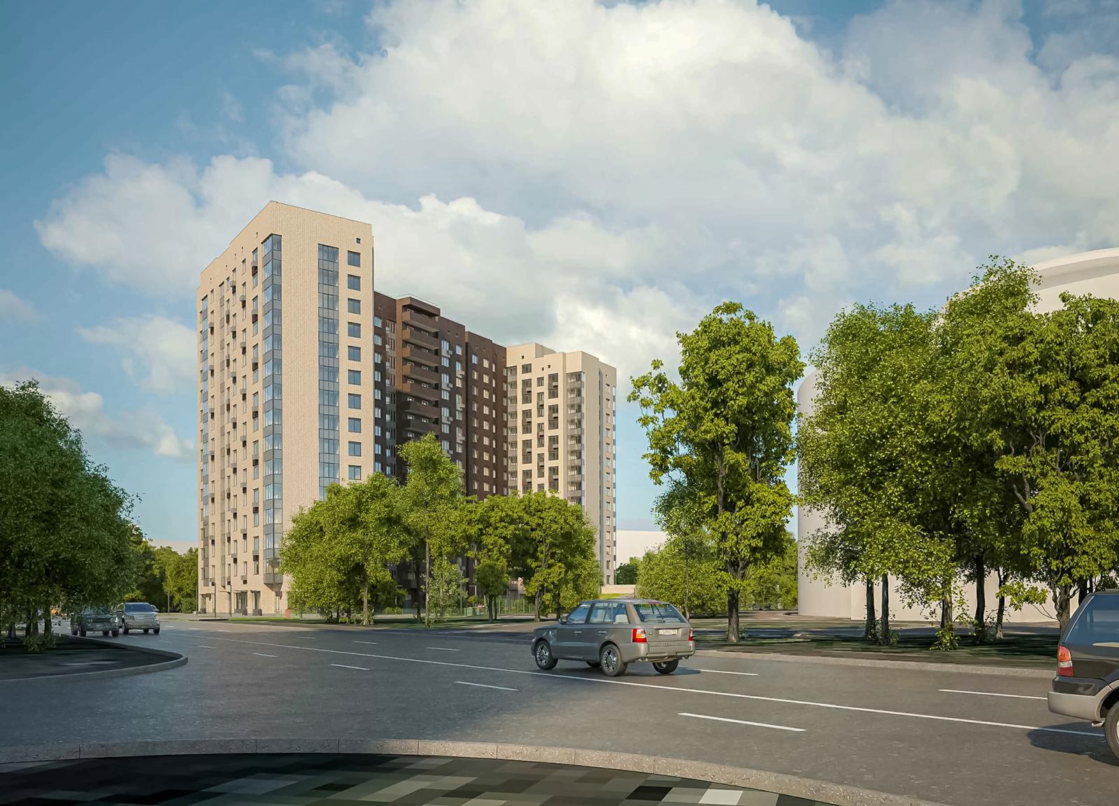 В Бескудниковском районе построят дом по программе реновации на 306 квартир