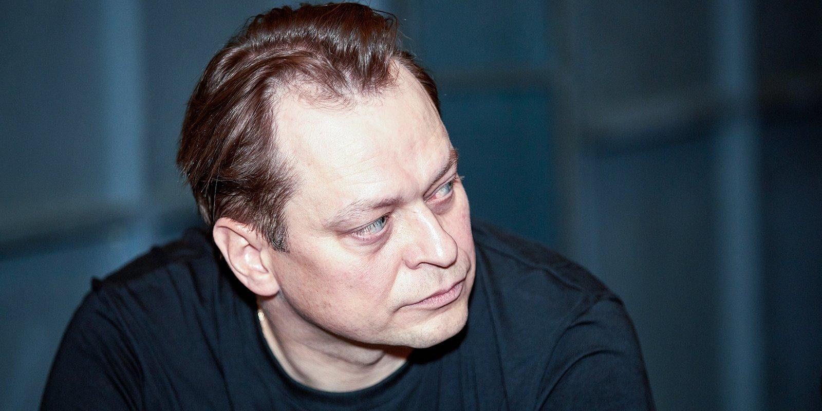 Анатолий Кот, актер театра и кино