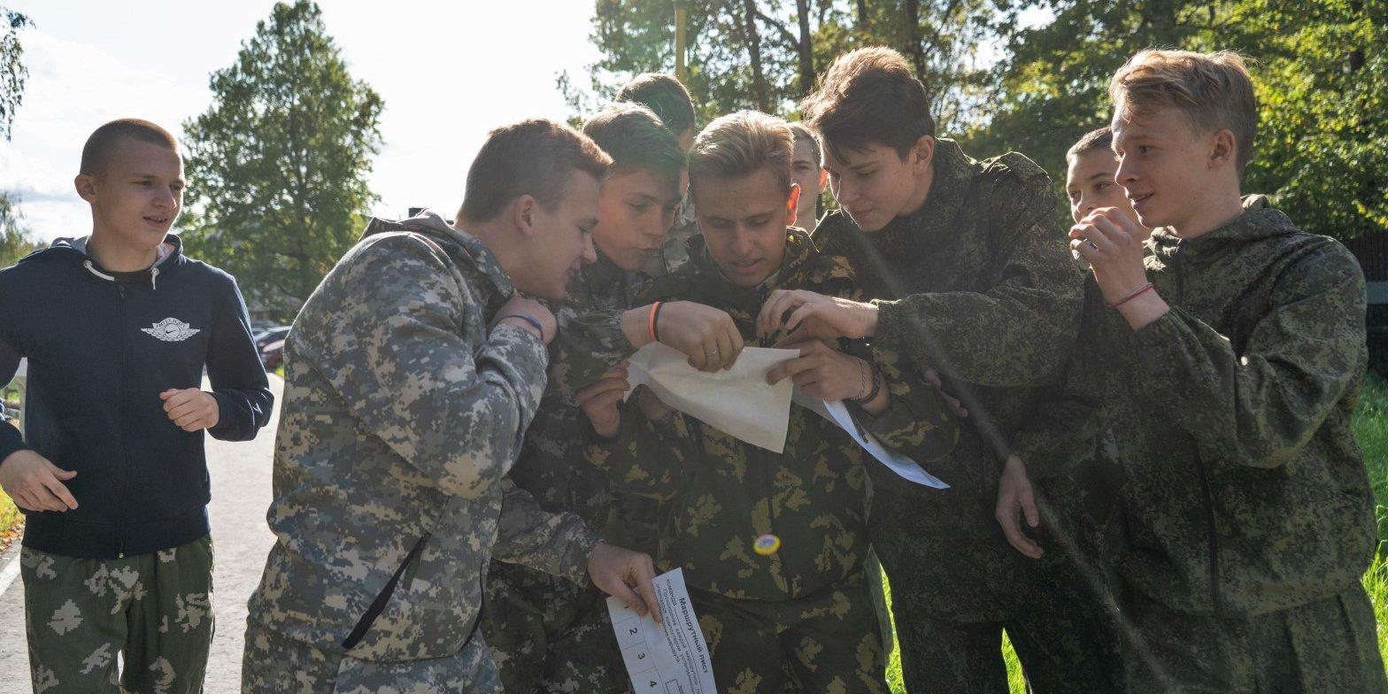 Подведены итоги отборочного этапа Всероссийской военно-спортивной игры «Казачий сполох»