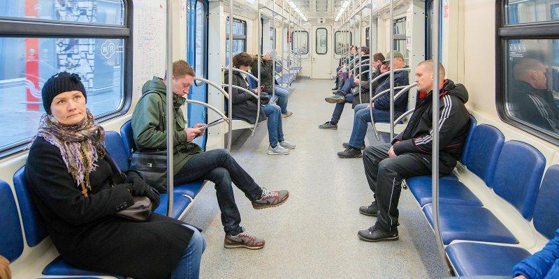 20 станций метро удалось разгрузить благодаря МЦД