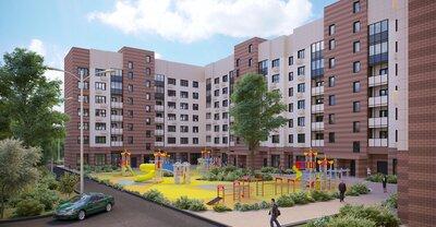 Программа реновации: в Троицке построят два дома на 294 квартиры