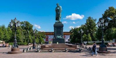 Москвичи проголосуют за любимые памятники и монументы