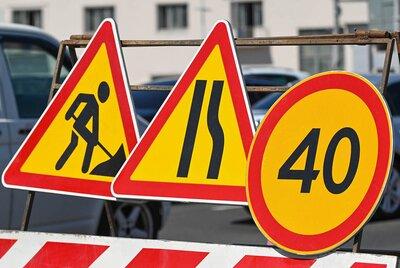 Строительство БКЛ и инженерные работы: на каких улицах ограничат движение