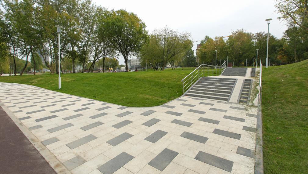 Новый парк «Академический» открылся наюго-западе столицы