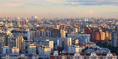 С начала года в Москве разработано 56 проектов межевания жилых кварталов