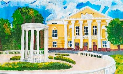 Названы победители конкурса детского рисунка «Наследие моего района»