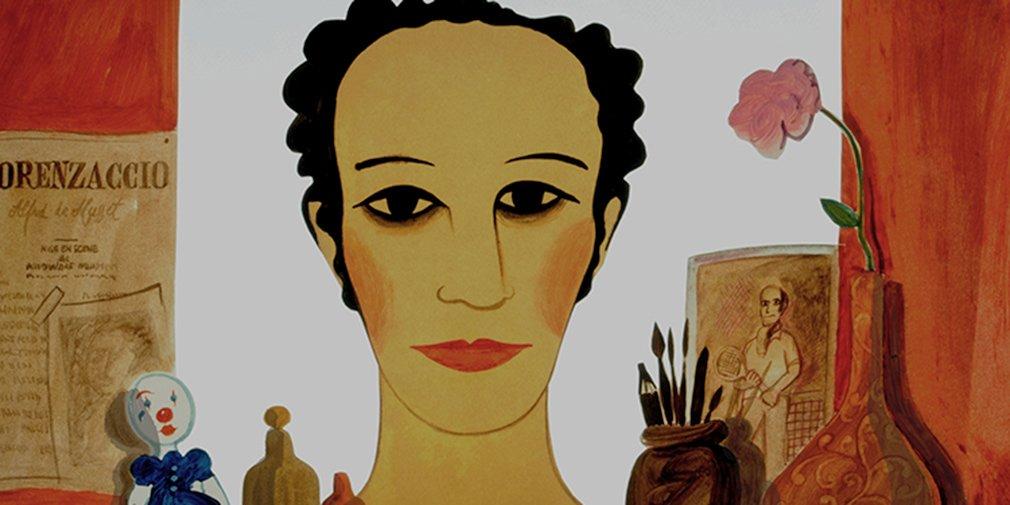 Кадр из мультфильма «Актер». Режиссер Жан-Франсуа Лагиони.  1974 год